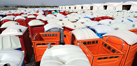 Champion Portable Toilets in Mitchell,  SD